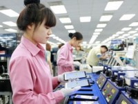 fdi firms make almost 100 of exported cellphones components