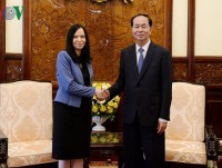 vietnamese president hails polish ambassadors contributions to bilateral ties