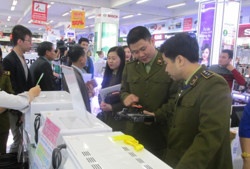 stricter controls needed to combat counterfeit goods