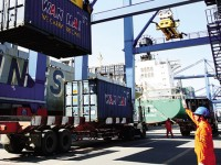 aec integrates logistics network