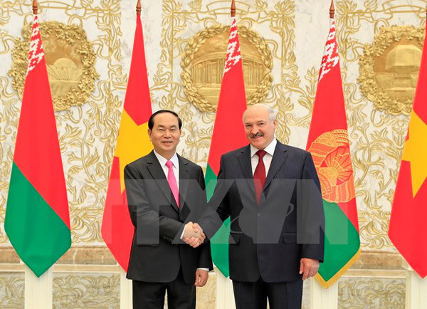 overview of president quangs visits to russia belarus
