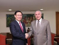 vietnam brazil cement multifaceted cooperation