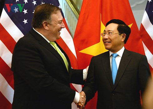 vietnam desires to promote comprehensive partnership with us