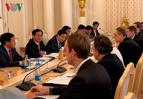 vietnam russia strategic dialogue in moscow