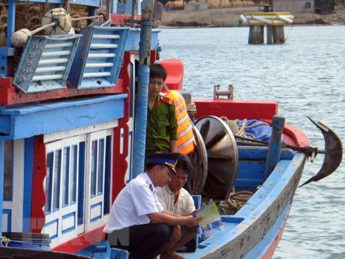 vietnam vows to work towards sustainable fishery
