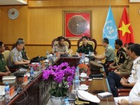 intl conference to be held to improve vietnams peacekeeping capacity
