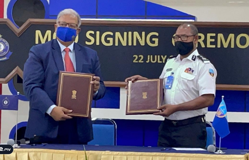 Maldives, India sign MoU to expedite Customs clearance, boost control