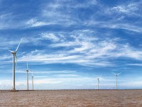 wind power tempts foreign investors