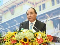 pm phuc buiding constructive diplomacy for national development