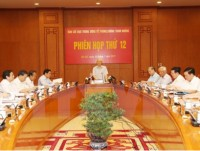 central committee orders faster settlement of major corruption cases