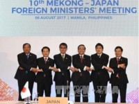 vietnam puts forth initiatives for mekong japan cooperation
