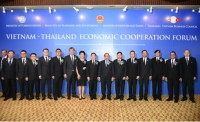 pm attends vietnam thailand economic cooperation forum