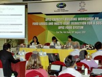 apec 2017 workshop talks sustainable food system