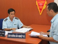 hcm city customs continues meeting businesses to solve problems