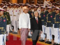 vietnam myanmar establish comprehensive partnership