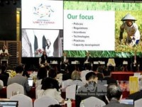apec talks economic health issues food security week closes