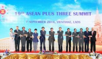 asean3 leaders vow to promote sustainable development