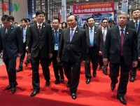 cabinet leader sanguine on future china asean relations