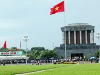 national day remembering president ho chi minh