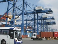 developing logistics service in vietnam