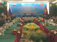 vietnam russia hold 20th intergovernmental committee session