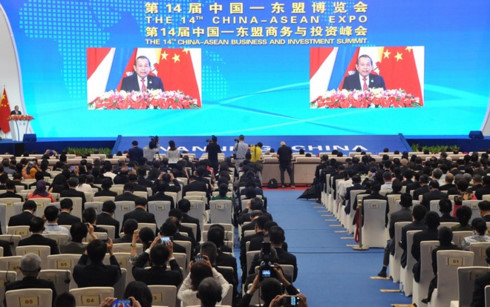 vietnam always supports asean china cooperation deputy pm