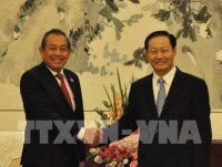vietnam seeks stronger cooperation with chinas guangxi province