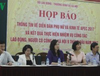 apec forum seeks to boost womens economic empowerment