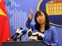 foreign ministry holds press conference on different issues