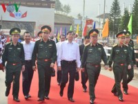 vietnam china inaugurate friendship house in lai chau province