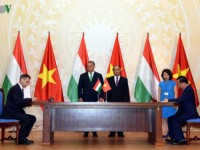 vietnam hungary seek ways to further all around cooperation