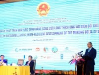 pm asks mekong delta to develop smart sustainable agriculture