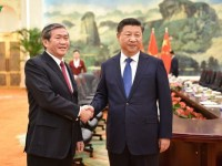 vietnam treasures ties with china politburo member
