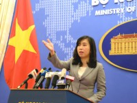 vietnam calls for positive contributions to east sea stability