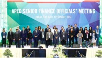 apec senior finance officials meeting opens in quang nam