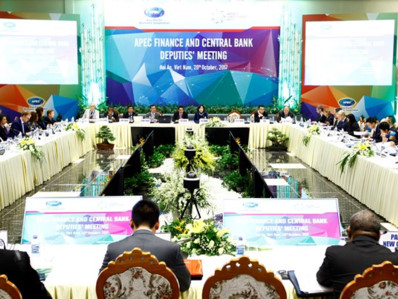 apec 2017 finance and central bank deputies meeting kicks off