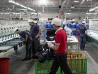 garment textile sector promotes global supply chain