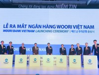 woori bank sets up local company in vietnam