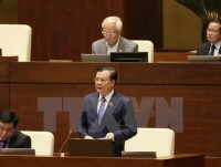 minister budget overspending to be kept within limits