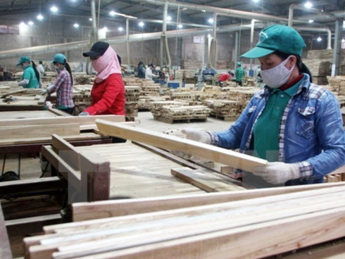 vietnam earns us 615 billion from wood exports