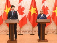 vietnam canada agree to establish comprehensive partnership framework