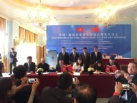 vietnam china bolster trade ties