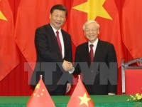 vietnam china issue joint statement