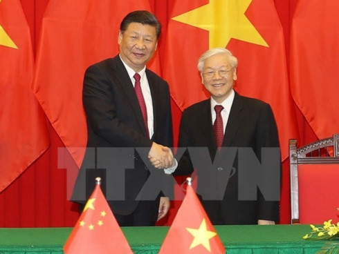 vietnam china issue joint statement 5146