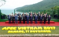 apec turns vietnam into worlds center of attention president