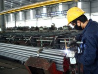 outlook for asian steel industry is negative for 2017