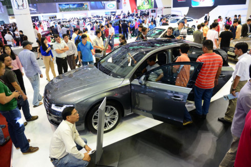 vietnam among two slowest selling automotive markets in asean report