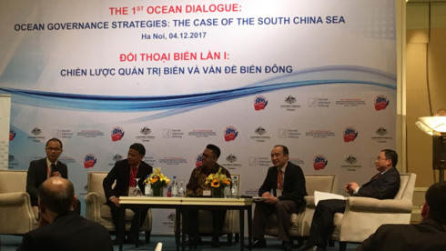 first dialogue on ocean governance strategies opens in hanoi