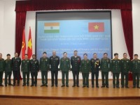 india helps train vietnam un peacekeeping force