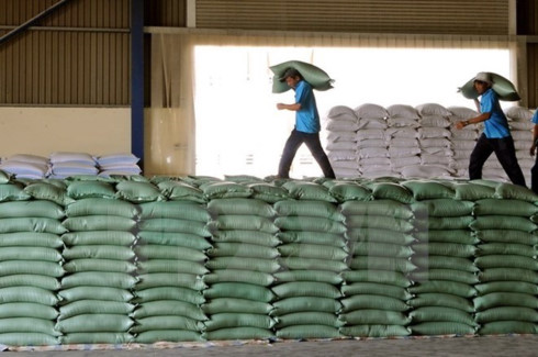 rice exports beat low expectations in 2017